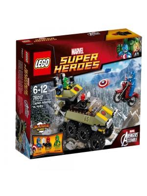 LEGO 76017 Captain America VS. Hydra 5702015129039