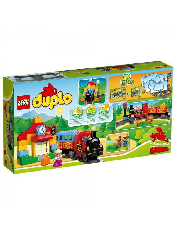 LEGO 10507 MY FIRST TRAIN SET 5702015153577
