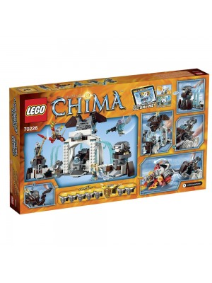 LEGO 70226 MAMMOTH'S FROZEN STRONGHOLD 5702015347266
