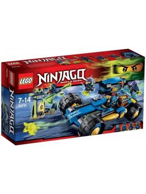 LEGO 70731 JAY WALKER ONE 5702015347280