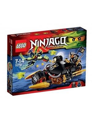 LEGO 70733 BLASTER BIKE 5702015347303