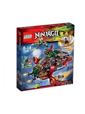 LEGO 70735 RONIN R.E.X. 5702015347327