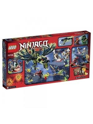 LEGO 70736 ATTACK OF THE MORRO DRAGON 5702015347334