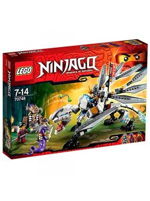 LEGO 70748 TITANIUM DRAGON 5702015347457