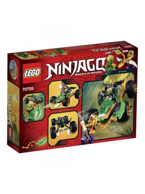 LEGO 70755 Jungle Raider 5702015347525
