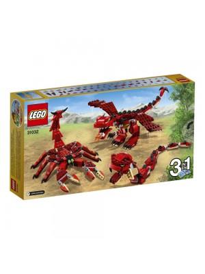LEGO 31032 RED CREATURES 5702015348119