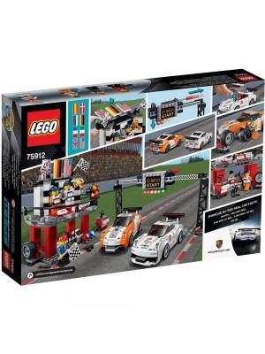 LEGO 75912 PORSCHE 911 GT FINISH LINE 5702015348409