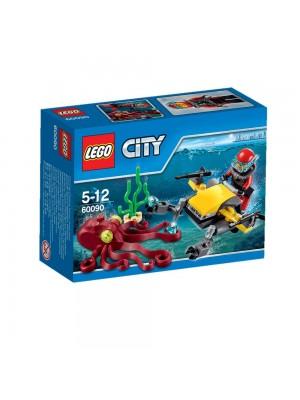 LEGO 60090 Deep Sea Scuba Scooter 5702015350617
