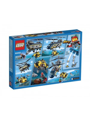 LEGO 60093 Deep Sea Helicopter 5702015350648