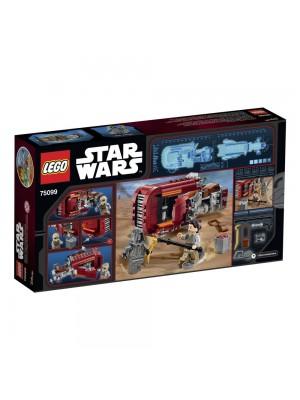 LEGO 75099 REY'S SPEEDER 5702015352611