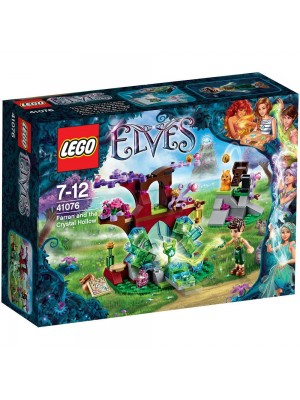 LEGO 41076 Farran And The Crystal Hollow 5702015352796