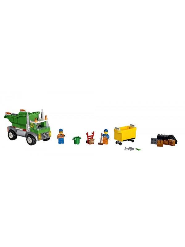 LEGO 10680 GARBAGE TRUCK 5702015354264