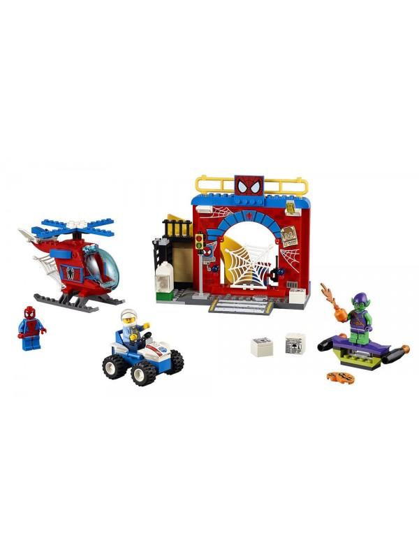 LEGO 10687 SPIDER MAN HIDEOUT 5702015354356