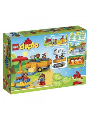 LEGO 10602 CAMPING ADVENTURE 5702015355407