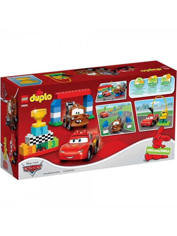 LEGO 10600 DISNEY PIXAR CARS CLASSIC RACE 5702015355414