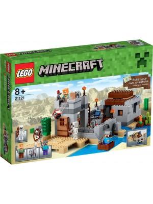 LEGO 21121 The Desert Outpost 5702015357227