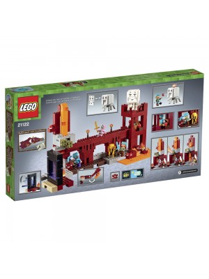 LEGO 21122 The Nether Fortress 5702015357234