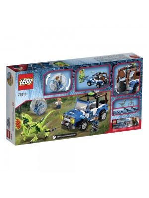 LEGO 75916 Dilophosaurus Ambush 5702015366397