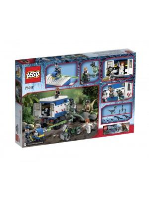 LEGO 75917 Raptor Rampage 5702015366403