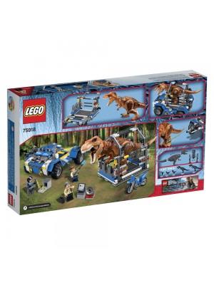 LEGO 75918 T.Rex Tracker 5702015366410