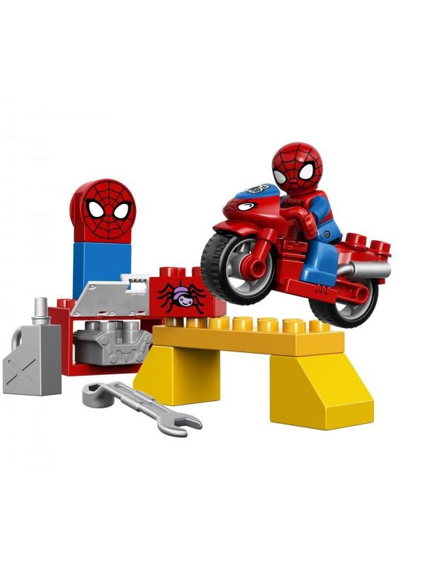 LEGO 10607 SPIDER-MAN WEB-BIKE WORKSHOP 5702015429719