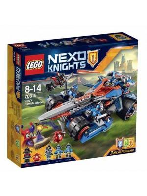 LEGO 70315 克雷Clay的轟刀戰車 5702015573764