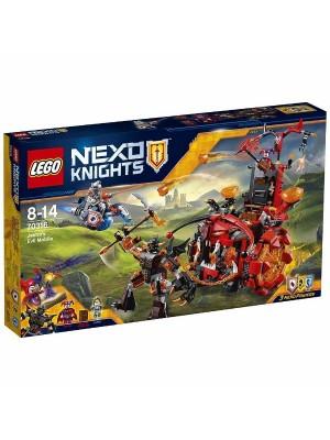 LEGO 70316 小丑的邪惡飛輪車 5702015573870