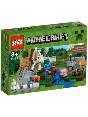 LEGO 21123 鐵魔像 5702015589826