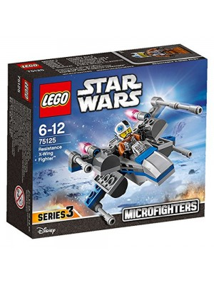 LEGO 75125 Star Wars TM Resistance X-Wing Fighter™ 5702015590600