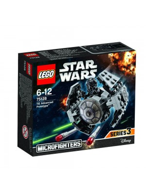 LEGO 75128 Star Wars TM TIE Advanced Prototype™ 5702015590631