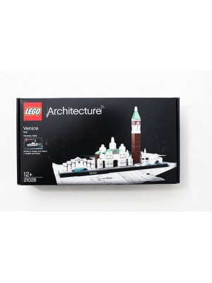 LEGO 21026 LEGO Architecture 威尼斯 5702015591232