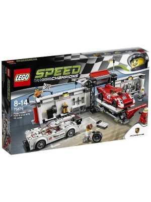 LEGO 75876 保時捷919混合動力和917K維修區 5702015591249