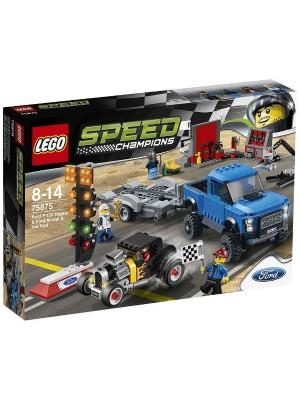 LEGO 75875 福特F-150猛禽和福特A型老爺車 5702015591256