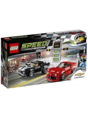 LEGO 75874 雪佛蘭科邁羅直線競速賽車 5702015591263