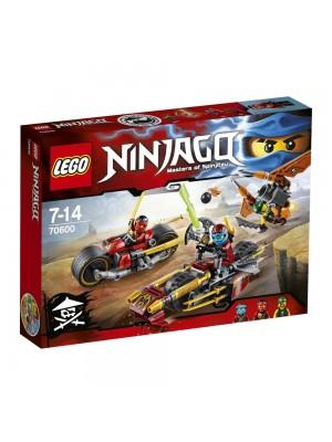 LEGO 70600 Ninjago 忍者電單車追逐 5702015591416