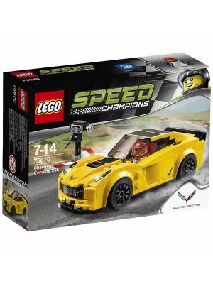 LEGO 75870 雪弗蘭巡洋艦Z06 5702015591508