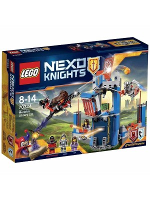 LEGO 70324 梅洛克Merlok圖書館2.0 5702015591546