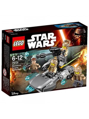 LEGO 75131 Star Wars TM Resistance Trooper Battle Pack 5702015591577