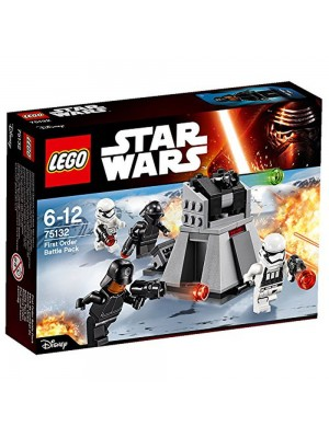 LEGO 75132 Star Wars TM First Order Battle Pack 5702015591584