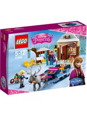 LEGO 41066 Disney Princess Anna與Kristoff的雪橇探險 5702015591751