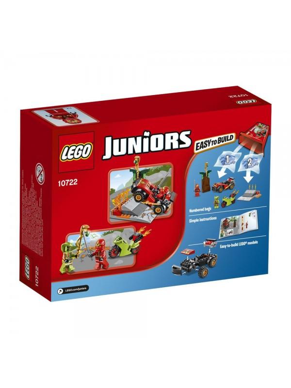 LEGO 10722 Juniors 決戰毒蛇 5702015591782