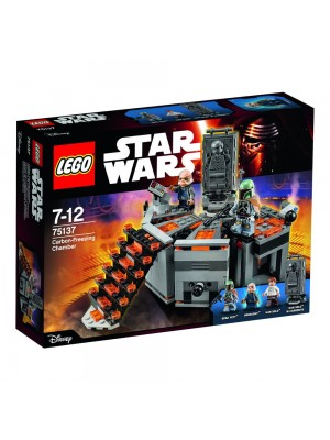 LEGO 75137 Star Wars TM Carbon-Freezing Chamber 5702015591829