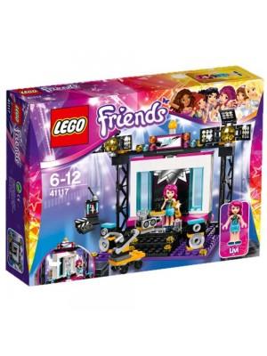 LEGO 41117 LEGO Friends 歌星電視錄影廠 5702015591850
