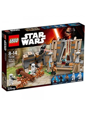 LEGO 75139 Star Wars TM Battle on Takodana 5702015592079