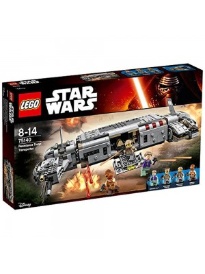 LEGO 75140 Star Wars TM Resistance Troop Transporter 5702015592109