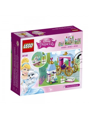 LEGO 41141 Disney Princess Pumpkin的皇家馬車 5702015592277