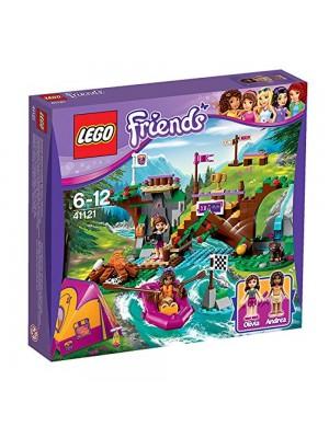 LEGO 41121 LEGO Friends 冒險營急流划艇 5702015592376