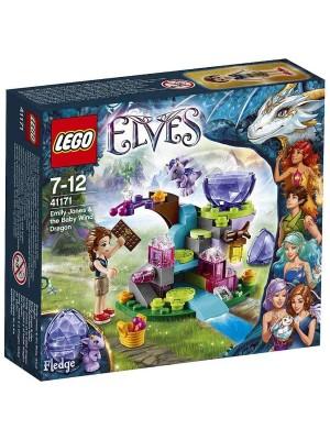LEGO 41171 艾美莉•鐘斯 Emily Jones與風龍寶寶 5702015593397