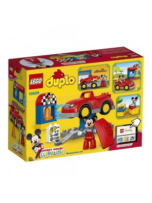 LEGO 10829 DUPLO Disney TM Mickey的工作室 5702015593977