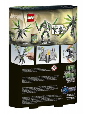 LEGO 71300 Bionicle Uxar Creature of Jungle 5702015594226